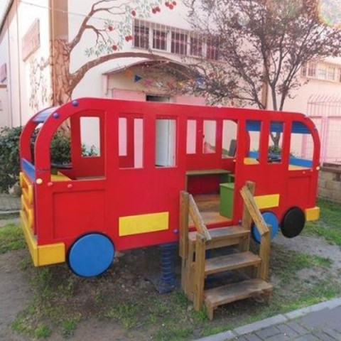 Yaylı Oyun Otobüsü