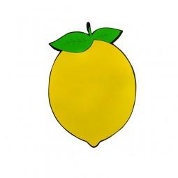 Ahşap Limon Figürü