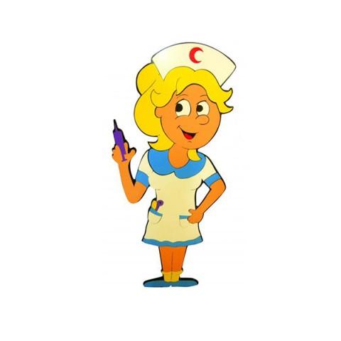 Hemşire Figürü