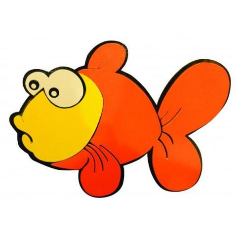 Şirin Balık Figürü