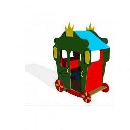 Renkli Oyun Karavanı