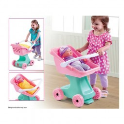 İlk Bebek Arabası