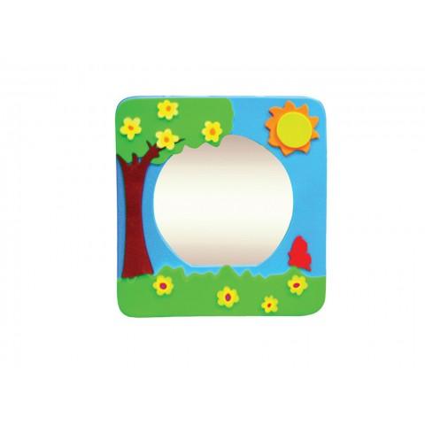 ilkbahar Lavabo Ayna