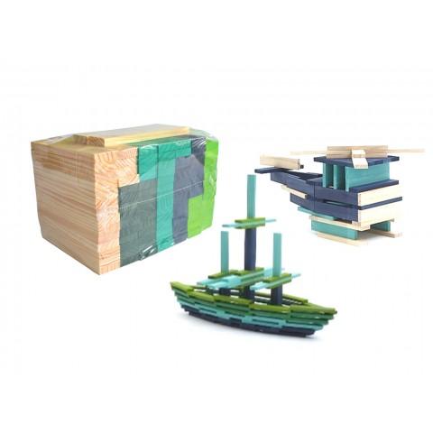 Ahşap Yapı Bloklar