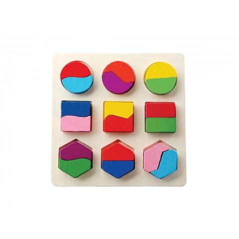 Geometrik Şekiller Yarım Anlatım