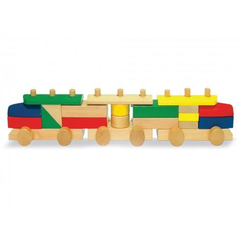 Blok Tren