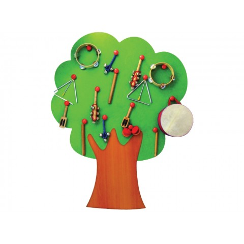 Ağaç Müzik Köşesi