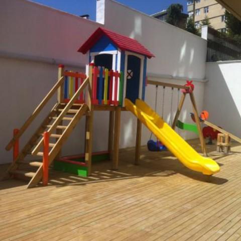 Renkli Oyun Parkı