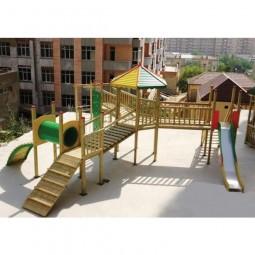 Ahşap Ayvalık Oyun Parkı