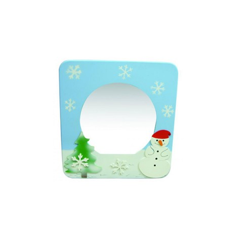 Kış Lavobo Aynası