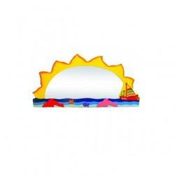 Güneş Lavobo Aynası