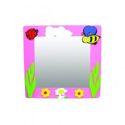 Renkli Lavobo Aynası