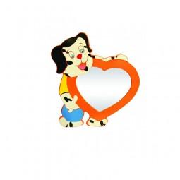 Kalpli Lavobo Aynası