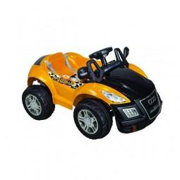 Akülü Sarı Spor Araba