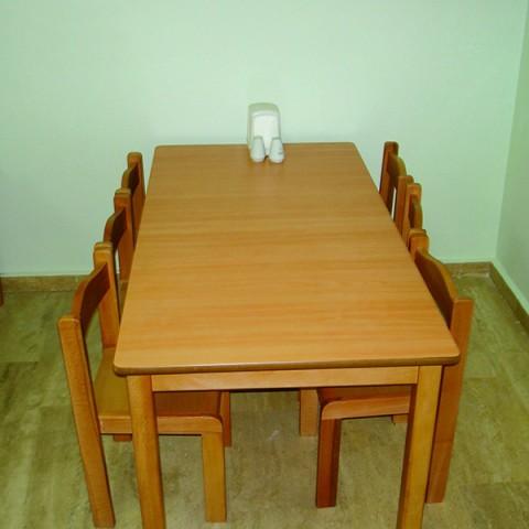 Laminant Yemek Masası