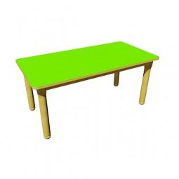 Ahşap Dikdörtgen Anaokulu Masası