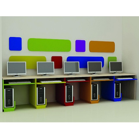 Renki Bilgisayar Masa Takımı