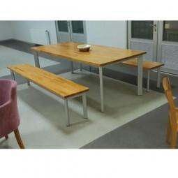 Metal Yemekhane Masası