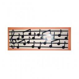Dekoratif Nota Figürleri