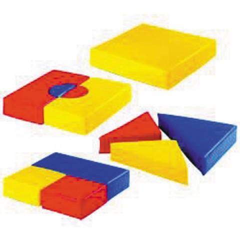 11 Parça Soft Blok