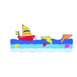 Deniz Temalı Askılık